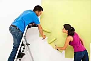 Dịch vụ sơn nhà ở tại quận 2
