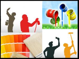 Dịch vụ sơn nhà ở tại quận 3