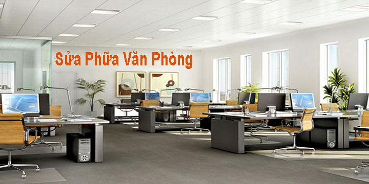 Sửa chữa văn phòng tại TPHCM, Bình Dương, Đồng Nai Uy Tín