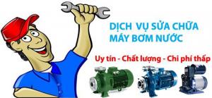 Sửa chữa máy bơm nước tại nhà tphcm