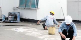 Dịch vụ chống thấm sân thượng quận phú nhuận