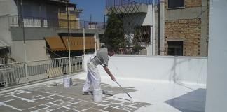 Dịch vụ chống thấm sân thượng ở tphcm