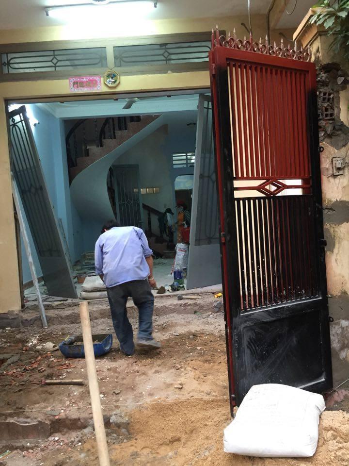 Sơn sửa chữa nhà ở tại Quận Tân Bình