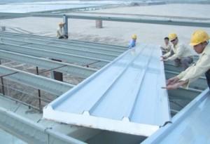 Dịch vụ sửa chữa mái tôn tại quận Thủ Đức.