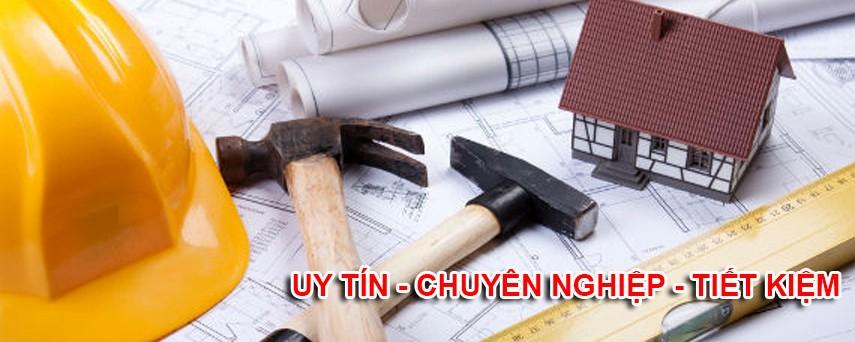 Báo giá sửa chữa nhà tại TPHCM