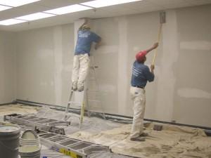 Dịch vụ sơn nhà ở tại quận 12