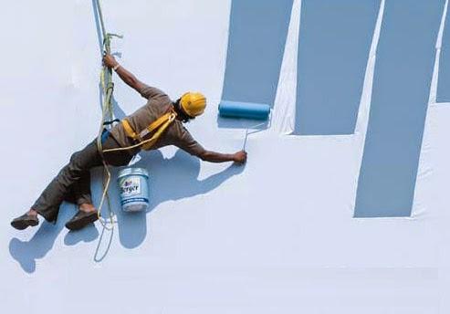 Dịch vụ sơn nhà ở tại quận bình chánh