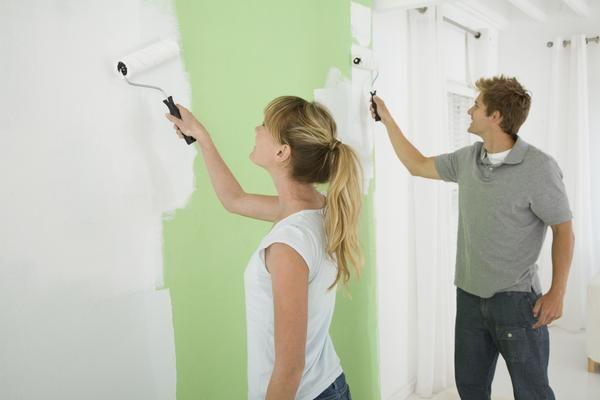 Dịch vụ sơn nhà ở tại quận gò vấp