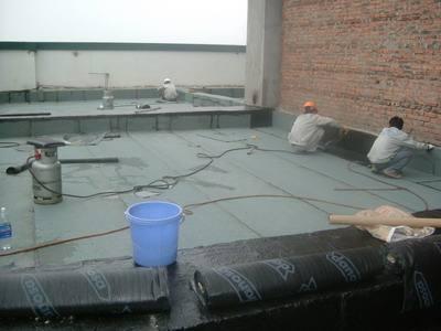 Dịch vụ chống thấm sân thượng ở quận 8
