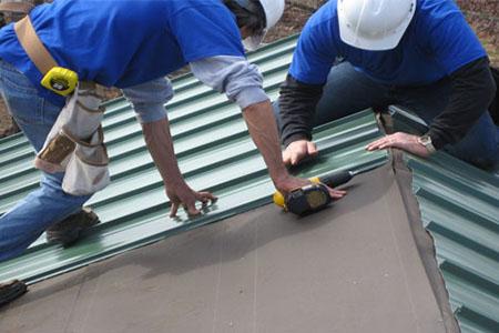 Nhận sửa chữa mái tôn tại tphcm