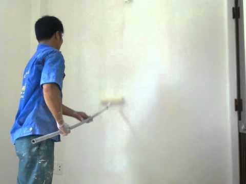 Thợ sơn nhà cũ tại quận 12