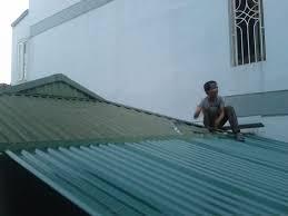Dịch vụ sửa chữa mái tôn tại quận Tân bình