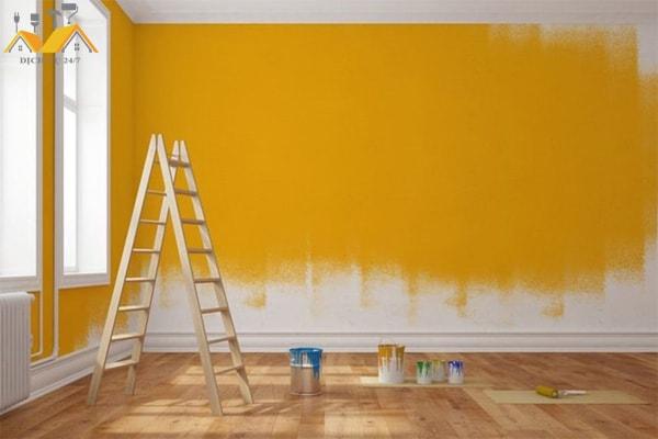 Chia sẻ kinh nghiệm sơn chống thấm ngoài trời