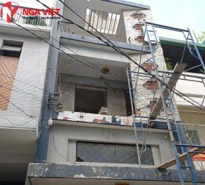 Sửa chũa nhà Nga Việt