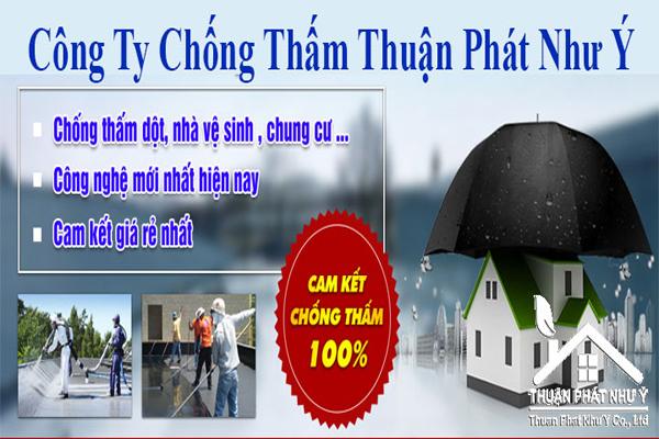 Công ty chống thấm Thuận Phát Như Ý